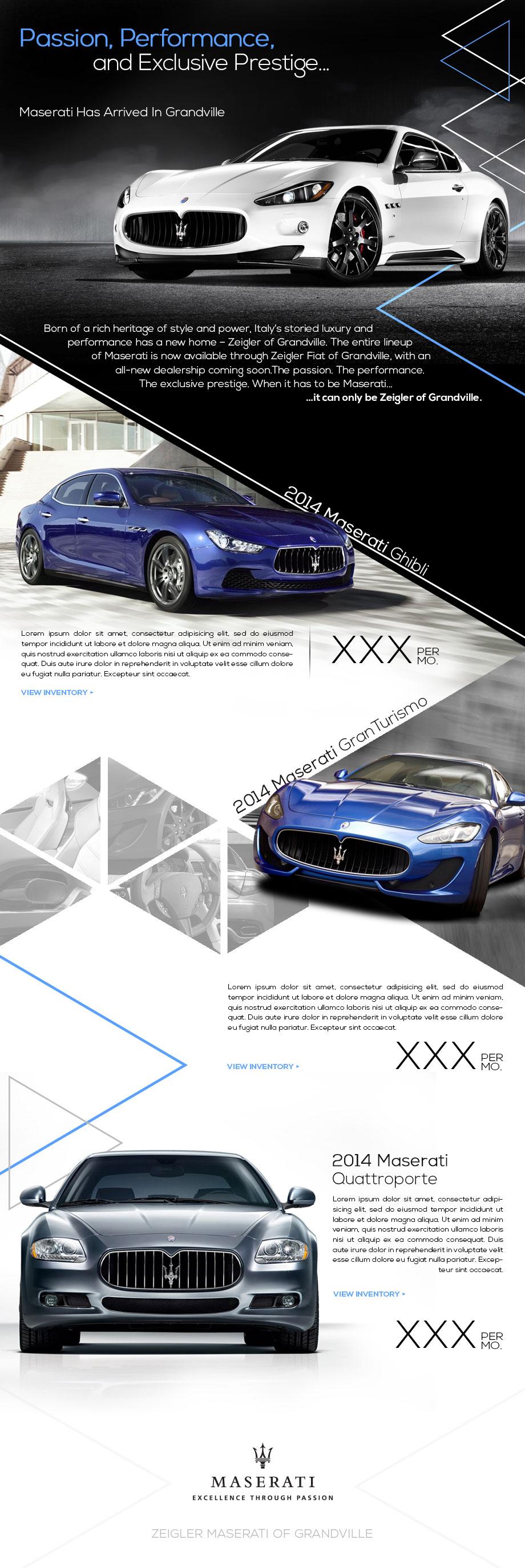 Maserati Lander