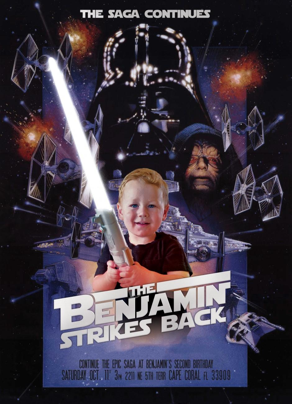 Benjamin-strikes-back-2nd-birthday-invite